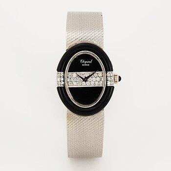 Chopard, wristwatch, 21 x 27 mm.