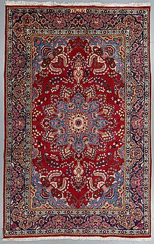 A CARPET, North west persian, ca  309 x 186 cm.