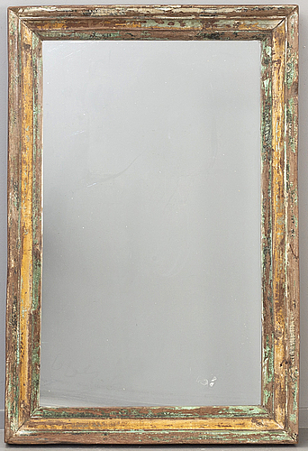 An wall mirror from india.