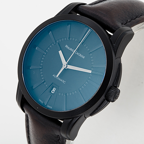 Maurice lacroix, pontos, wristwatch, 40 mm.