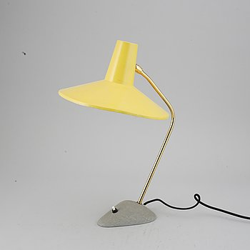 Bordslampa, 1960-tal.