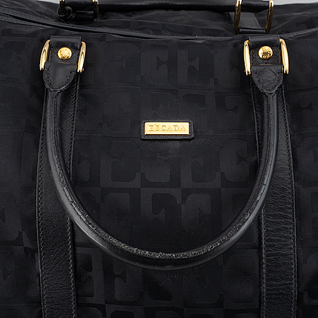 Escada, weekendbag.