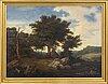 OkÄnd konstnÄr 1800-tal , oil on canvas.