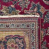 A semiantique kirman carpet ca 220 x 132 cm.
