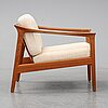 Folke ohlsson, a teak easy chair, bodafors, 1961.