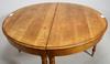 Matsalsbord, nyrenässans, 1800-talets slut.