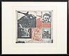 Peter sorge, lithograph in colours signed dated and numbered 72 32/100.