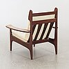 An easy chair from the mid 20th century.