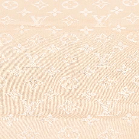 Louis vuitton, 'monogram shawl'.