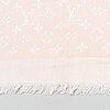 """Louis vuitton, """"monogram shawl""""."""
