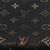 Louis vuitton, 'so shine monogram shawl'.