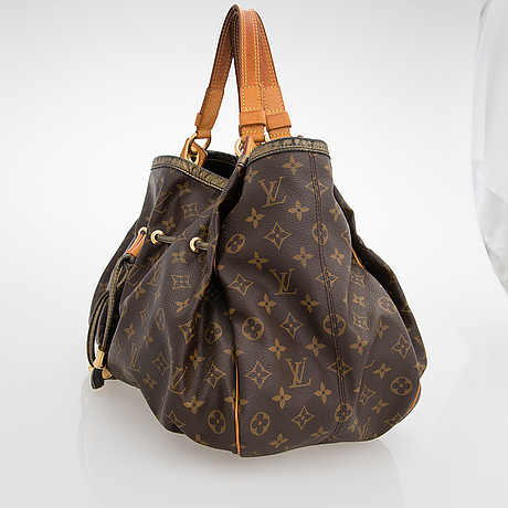 "Louis vuitton, ""irene"" limited edition, väska."