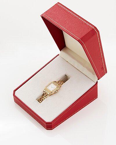 "Cartier ""panthère"" wristwatch."