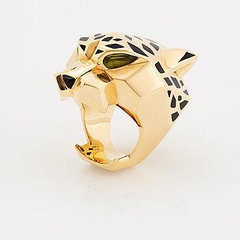 "891. Cartier ""Panthère"" a ring."