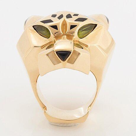 "Cartier ""panthère"" a ring."