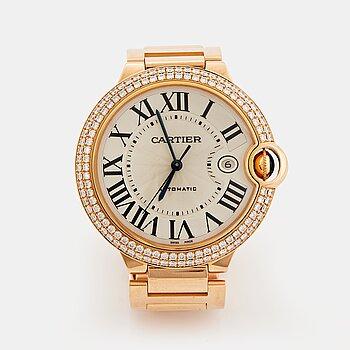 """906. Cartier """"Ballon Bleu"""" watch."""