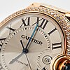 "Cartier ""ballon bleu"" watch."