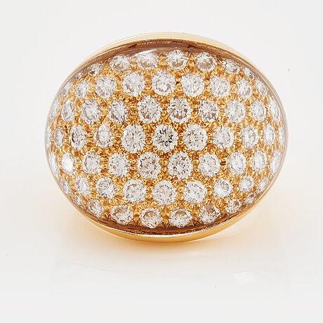 "Cartier ""myst"" a ring."