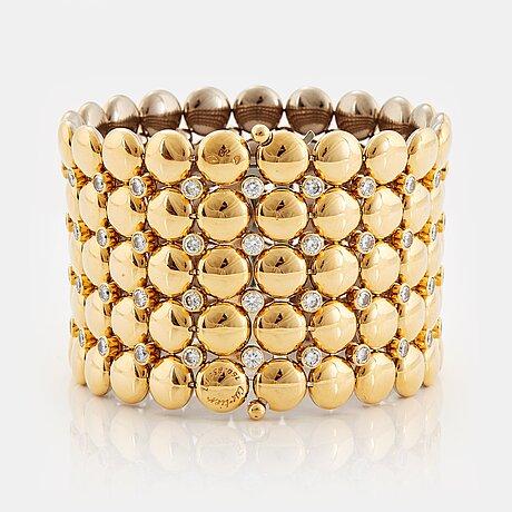 "Cartier ""honeymoon"" a reversible bracelet."