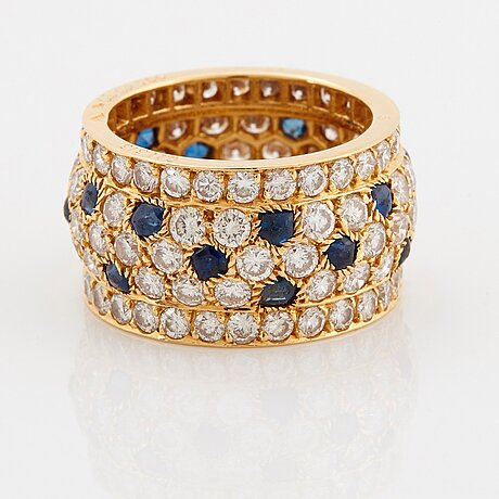 """Cartier """"nigeria"""" a ring."""