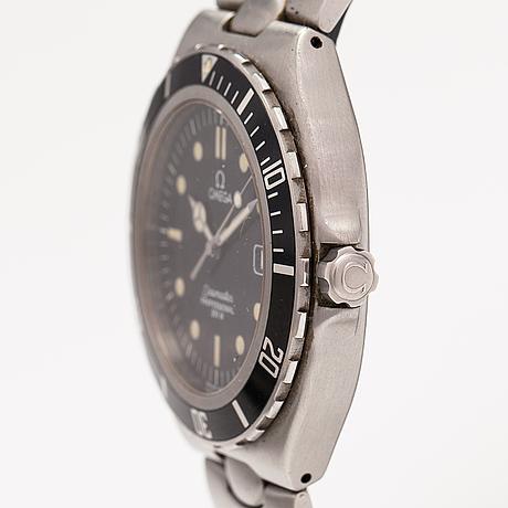 Omega, seamaster, 200m, wristwatcj, 40 mm.
