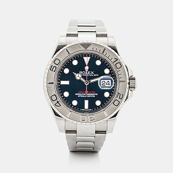 9. Rolex, Yacht-Master 40.