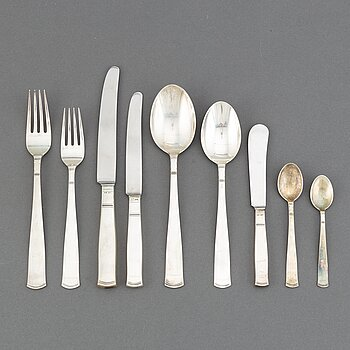 rosenholm silver säljes