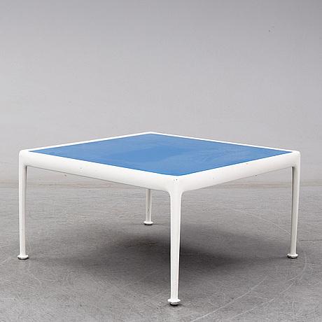 Richard schultz, an enamel coffee table, knoll.