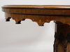 Salongsbord. nygotik, 1800-talets andra hälft.