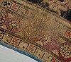 Matta, antik karabagh sannolikt, ca 297 x 130 cm.