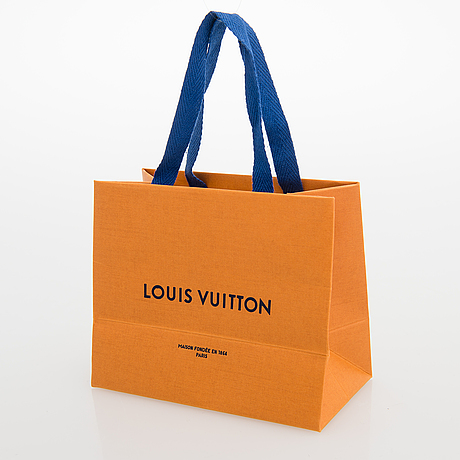 Louis vuitton, a 'dauphine chain bag charm'.