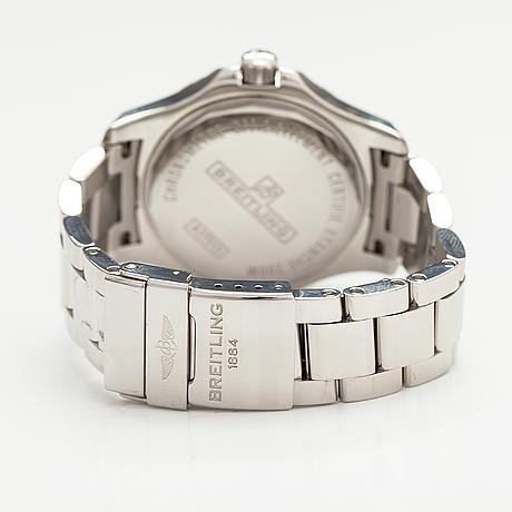 Breitling, colt automatic, 200m, wristwatch, 41 mm.