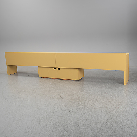 Note design studio, custom desk and storage, lerch snickeri & inredningar.