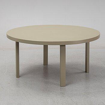 Alvar Aalto, a children's table, Artek 2017.