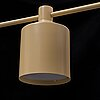 "Note design studio, ""silo trio"" ceiling lamp, for zero."
