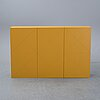 Note design studio, wall cupboard, custom made for hidden tints; made by lerch snickeri & inredningar.