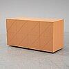 Note design studio, a sideboard, custom made for hidden tints; made by lerch snickeri & inredningar.