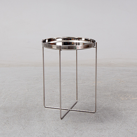"Philipp mainzer, ""habibi"" table, e15, 21st century."