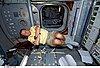 "Omega, speedmaster x-33, ""space-flown"", ""christer fuglesang, sts-128""."