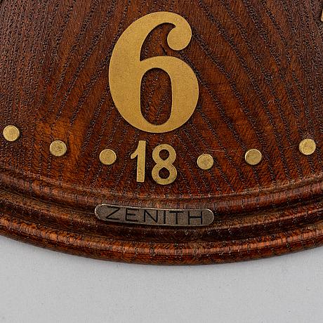 Zenith, wall-clock.