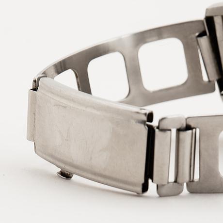 Omega, seamaster, wristwatch, 34.5 mm.
