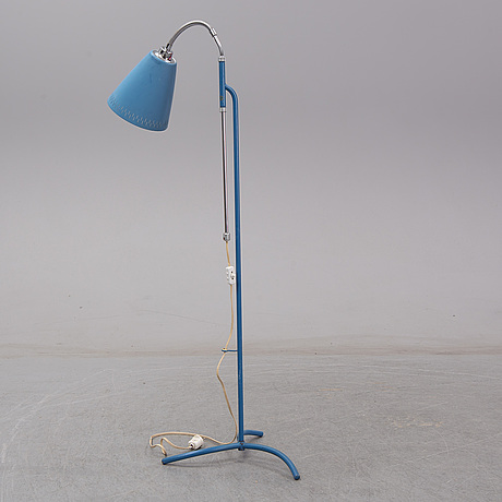 A swedish mid 20th century floor light.