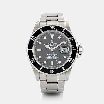 3. Rolex, Submariner.