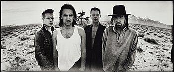 "236. Anton Corbijn, ""U2, Death Valley"", 1986."