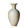 Gunnar nylund, a stoneware vase, rörstrand 1950-60's.