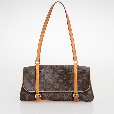 """Louis vuitton, """"marelle"""", väska."""