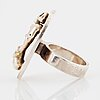 Sigurd persson, ring, silver.