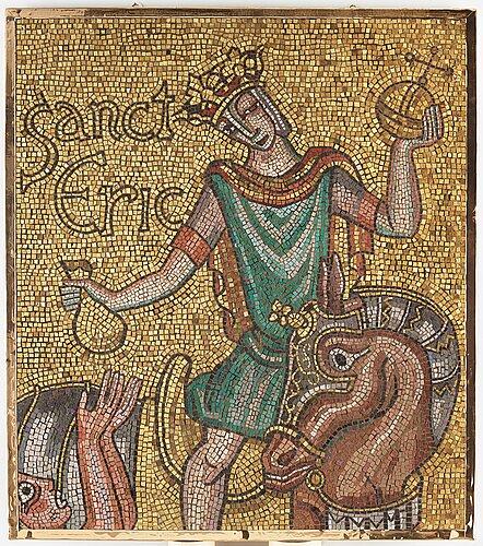 "Einar forseth, ""sanct eric""."