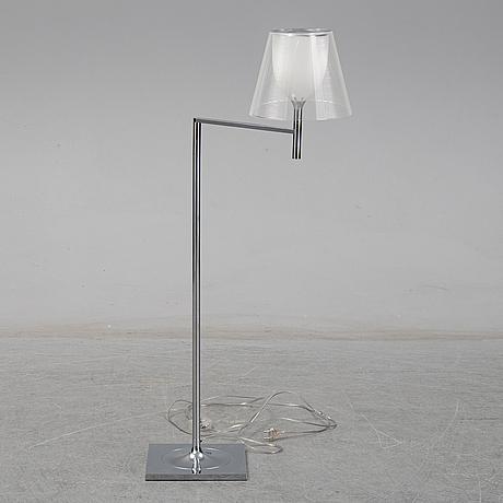"Philippe starck, a ""k tribe f1 floor lamp, flos."