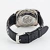 Moeris, james bond 007, wristwatch, 34 x 42 mm.